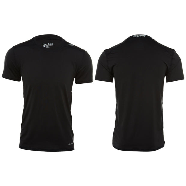 Adidas Techfit Base Fitted T-shirt Mens Style : Ai3353