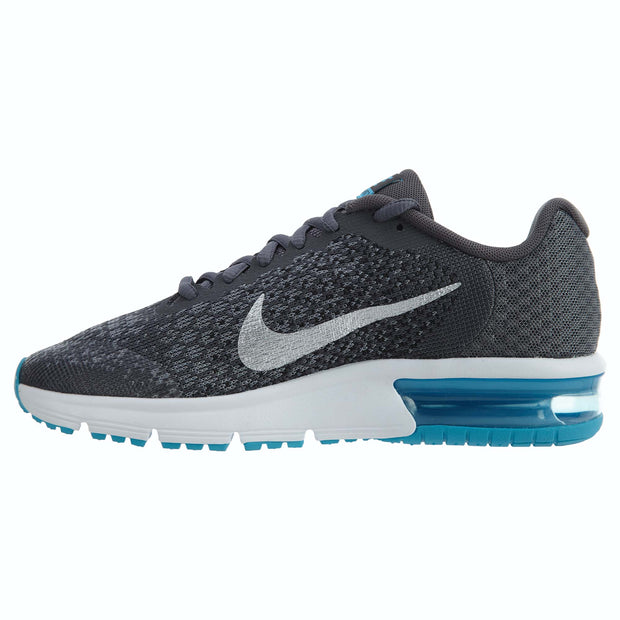 Nike Air Max Sequent 2 Dark Grey Athletic Boys / Girls Style :869993 - NY Tent Sale
