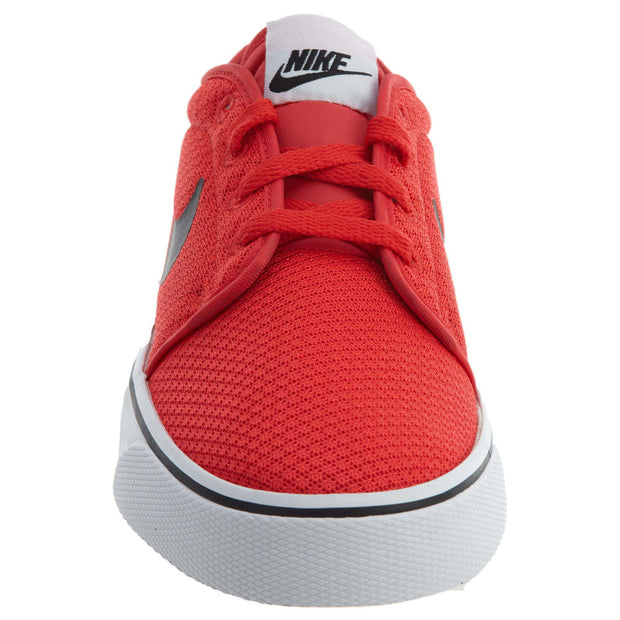 Nike Toki Low TXT 'Action Red'  Mens Style :555272 - NY Tent Sale
