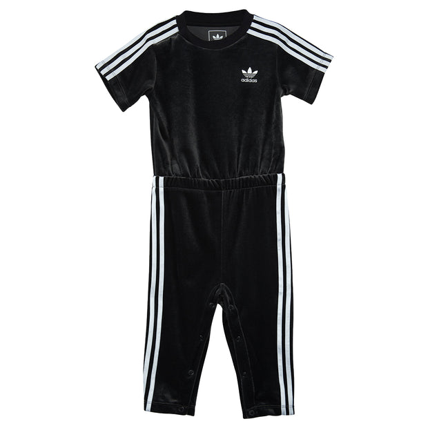Adidas Infant Velour Jumpsuit Toddlers Style : Bq4446 - NY Tent Sale