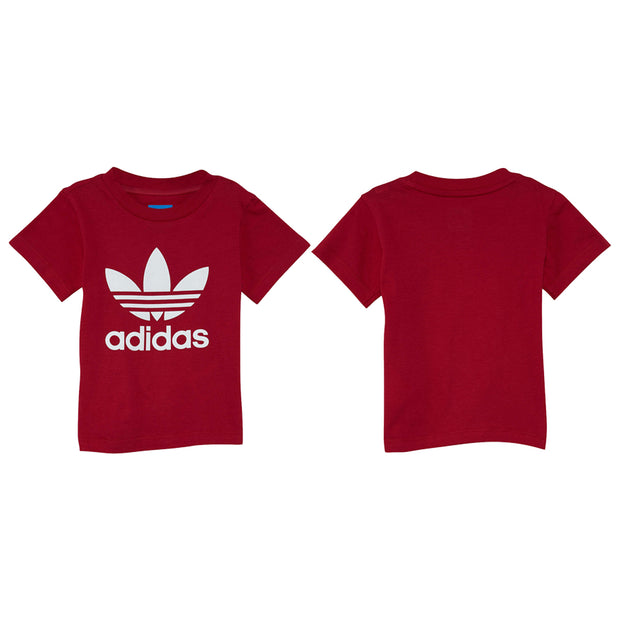 Adidas Infants Trefoil Tee Toddlers Style : S95989 - NY Tent Sale