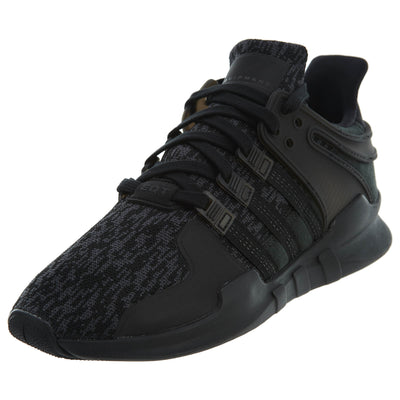 Adidas EQT Support ADV Black Pixel Knit Athletic Mens Style :BY9589