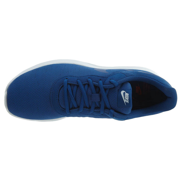 Nike Tanjun Gym Blue White Mesh Athletic Mens Style :812654 - NY Tent Sale