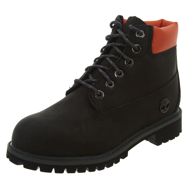 "Timberland 6"" Premium Boot Little Kids Style : Tb0a1ruc"