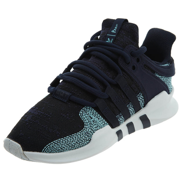 Adidas EQT Support ADV Parley Legend Ink Blue White Mens Style :CQ0299 - NY Tent Sale