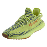 "Adidas Yeezy Boost 350 V2 ""frozen Yellow""  Mens Style :B37572"