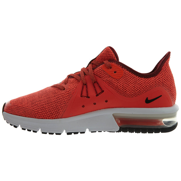 Nike Air Max Sequent 3 Red Crimson Athletic Boys / Girls Style :922884 - NY Tent Sale