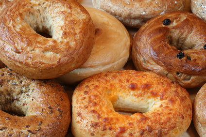 Fresh Kosher NY Bagels Delivered to your door.