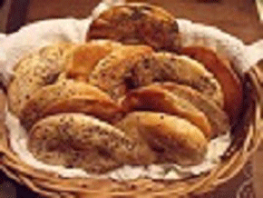 24 Kosher New York FLAT Bagels (2 Dozen)