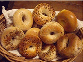 48 Best New York Bagels (4 Dozen)