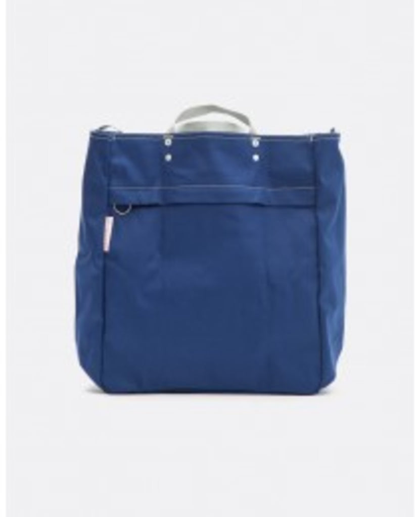 BAG N NOUN CANVAS TOOLBAG: NAVY