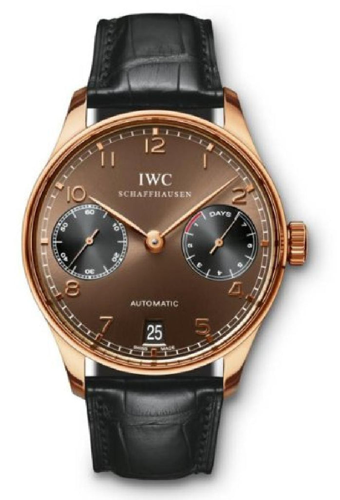 IWC Portuguese 7 Day Power Reserve Automatic Limited Edition IW500124