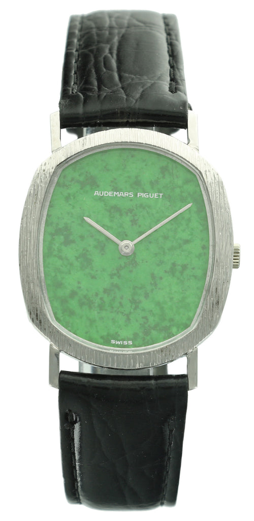 Audemars Piguet Watch with Rare Green Dial