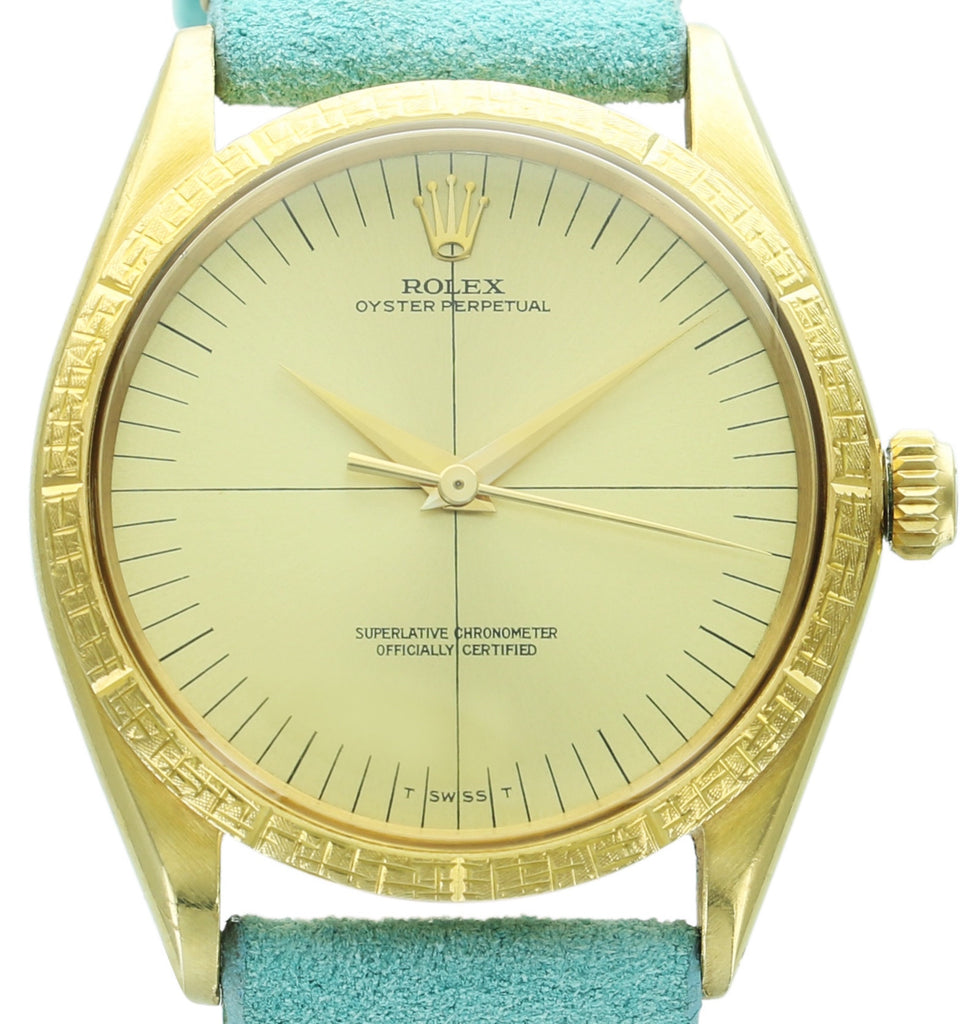 Rolex Oyster Perpetual, ref. 1026