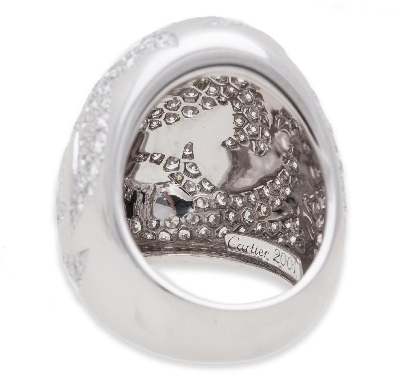 Cartier Dove Ring