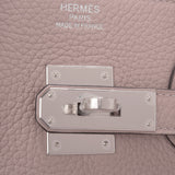 Hermes Black Epsom Kelly Longue Wallet