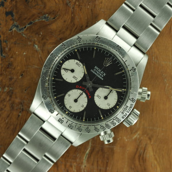 Rolex Daytona Ref. 6265 Black Red Dial