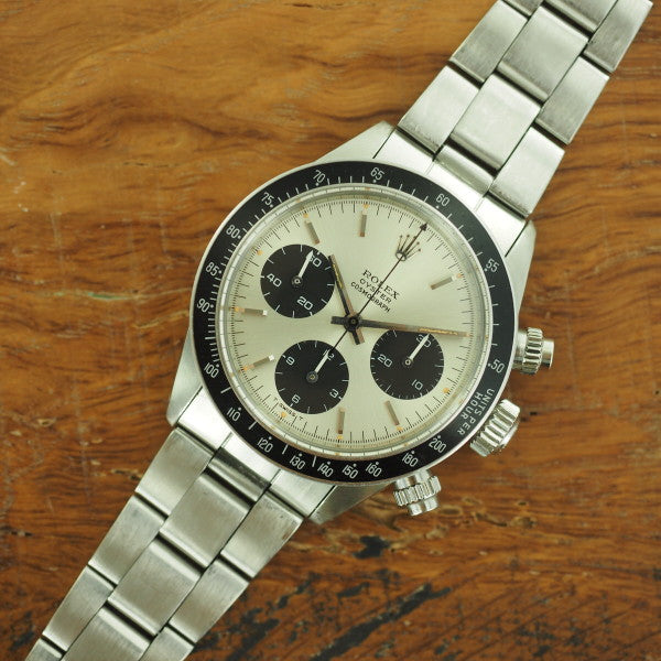 "Rolex Daytona Ref. 6263 ""The Very Flat"""