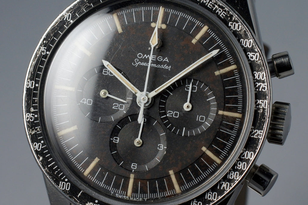 1964 OMEGA SPEEDMASTER 'ED WHITE' 105.003 PRE-MOON 321 TROPICAL DIAL
