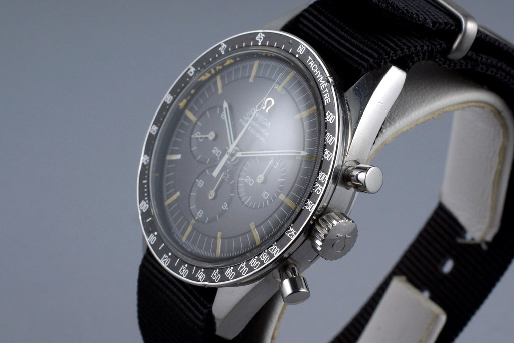 1964 OMEGA SPEEDMASTER 105.003 PRE-MOON 321 WITH BROWN TROPICAL DIAL