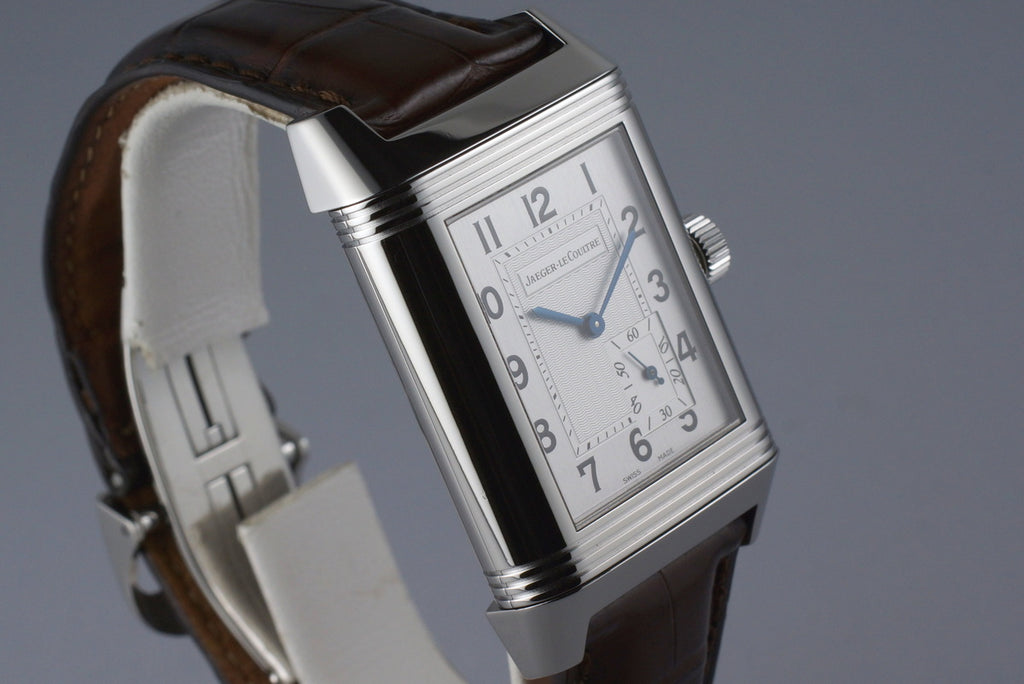 JAEGER-LECOULTRE REVERSO GRANDE 8 DAYS 240.8.14 WITH BOX