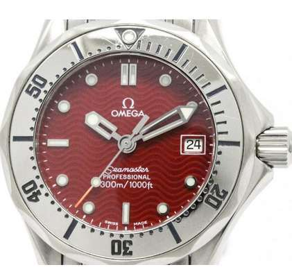 Omega Seamaster 2582.61 Professional 300M Stainless Steel 29mm Mens Watch