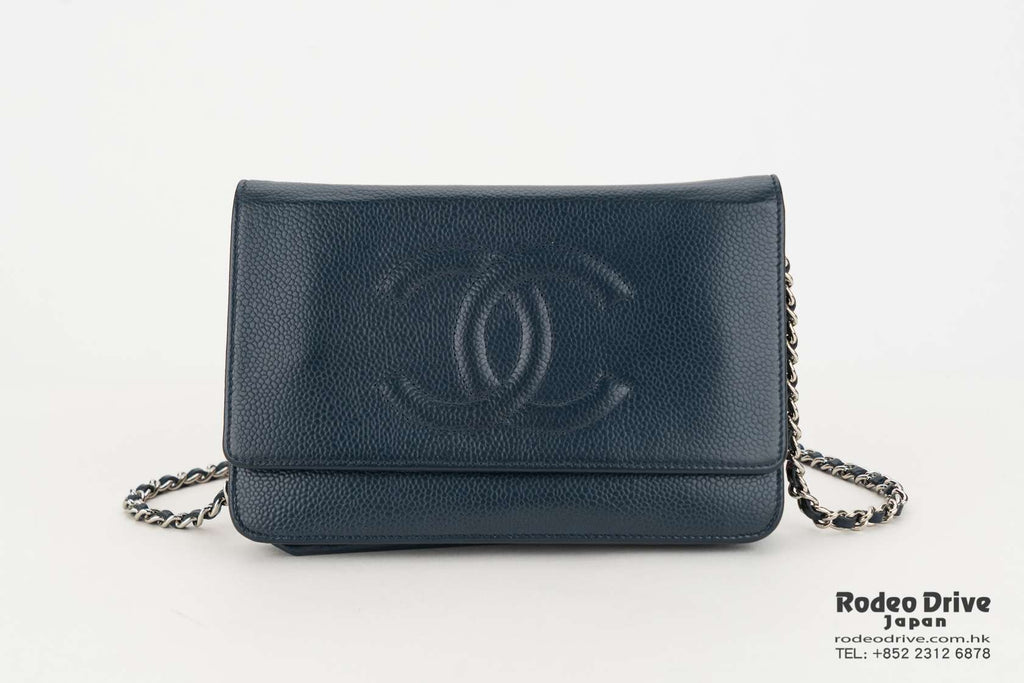 Chanel A48654 Dark Blue