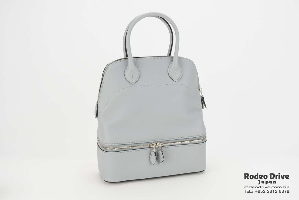 Hermes Bolide Secret Blue Glacier