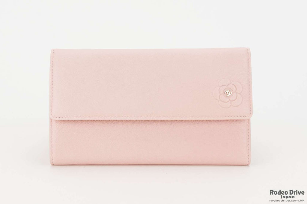 Chanel Wallets Pink