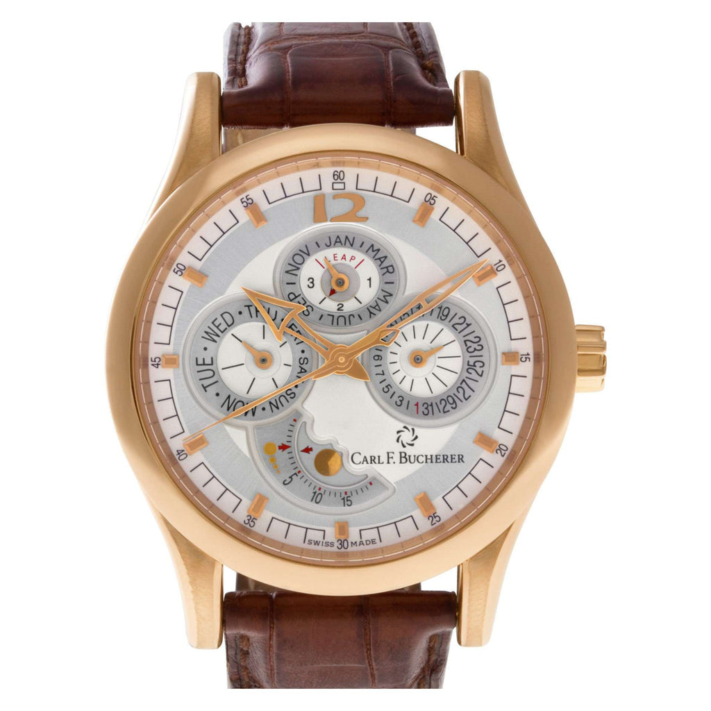 Carl F Bucherer Manero 10.005