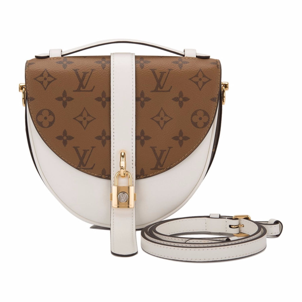 Louis Vuitton Reverse Monogram Chantilly Lock