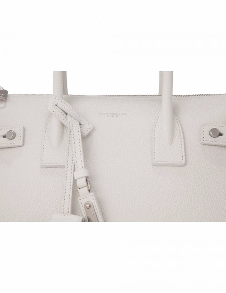 Saint Laurent Baby Sac De Jour Souple Duffle Bag