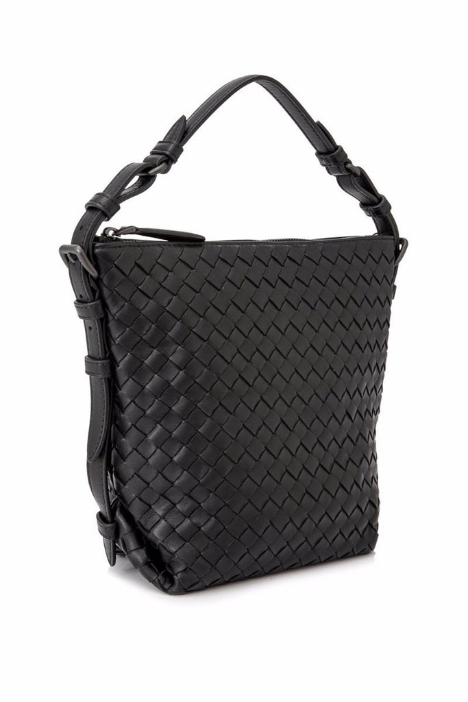 Bottega Veneta Intrecciato Nappa Small Osaka Bag