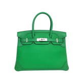 Hermes Hermès bag model Birkin 30 Edition Ghillies