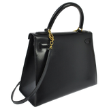 Hermes Hermès Kelly bag 28 Sellier Black