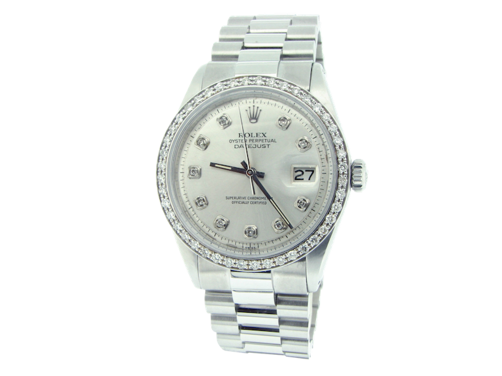 Rolex Rolex Datejust Diamonds Watch