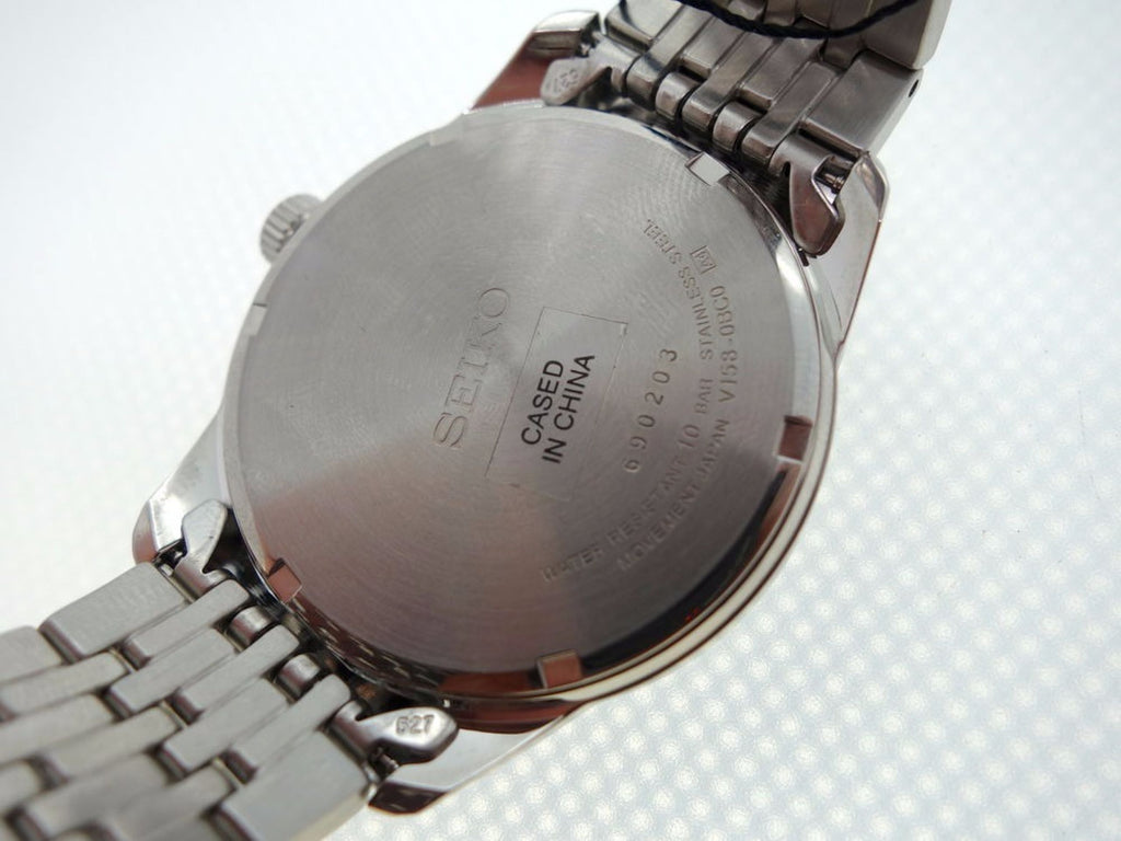 SEIKO SOLAR DRESS WATCH