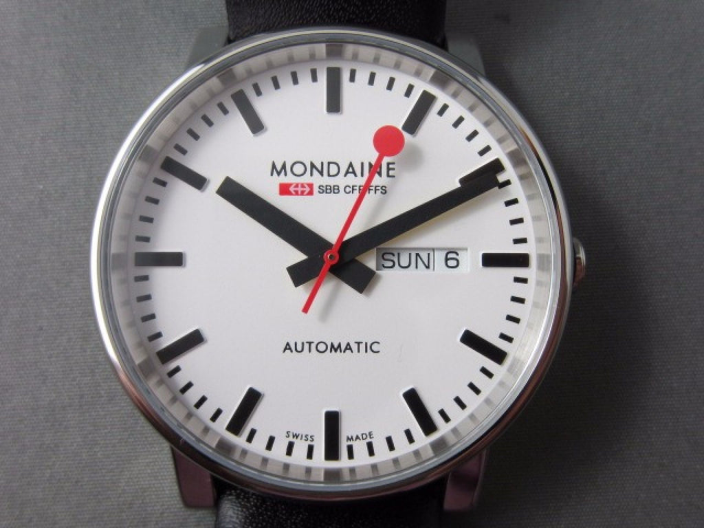 MONDAINE AUTOMATIC DAY-DATE