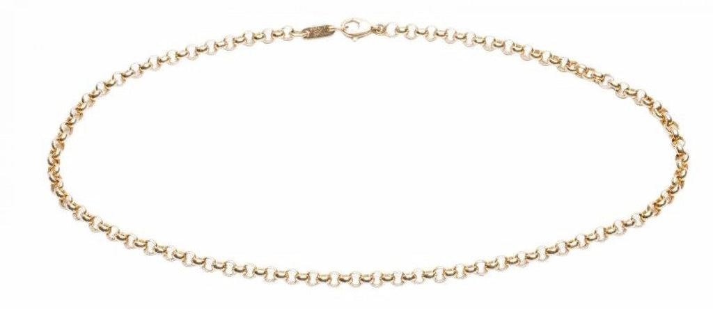Carrera Y Carrera 18K Yellow Gold Chain