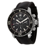 Blancpain Fifty Fathoms 5085F-1130-52 Stainless Steel Black dial 45mm Automatic