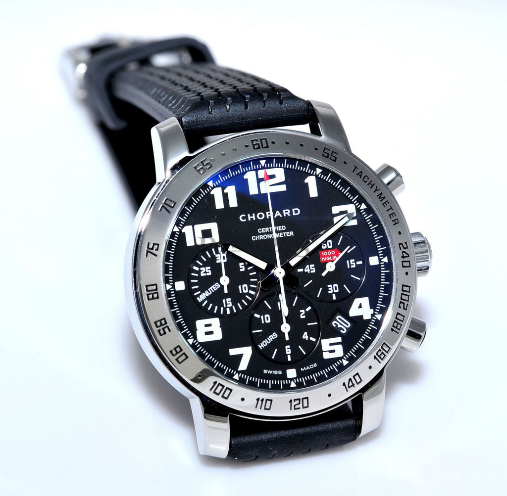 "Chopard, 40mm ""Mille Miglia"" Chronometer Chronograph"