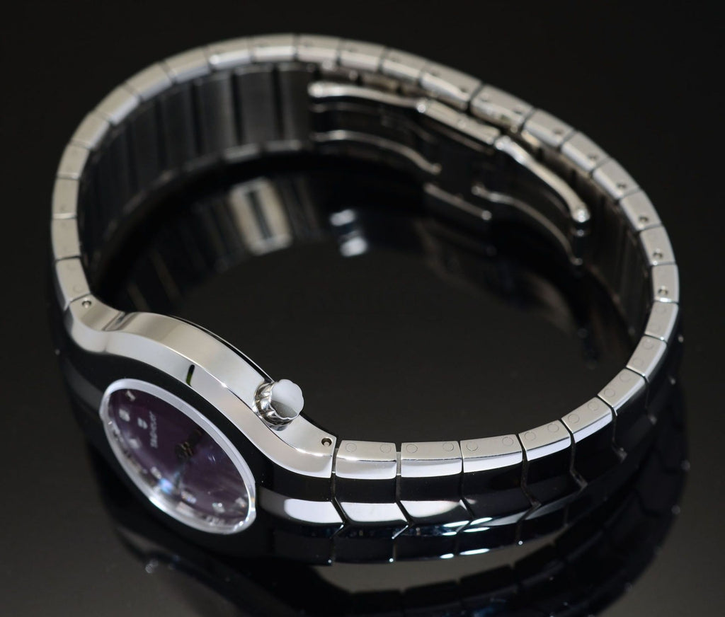 "Tag Heuer, Lady's ""Alter Ego"" WP131C.BA0751 quartz pearl dial with diamonds"