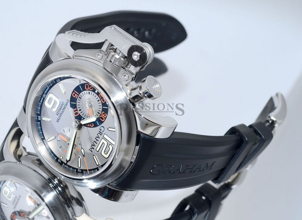 "Graham, 47mm ""Chronofighter Oversize"" automatic Chronograph"
