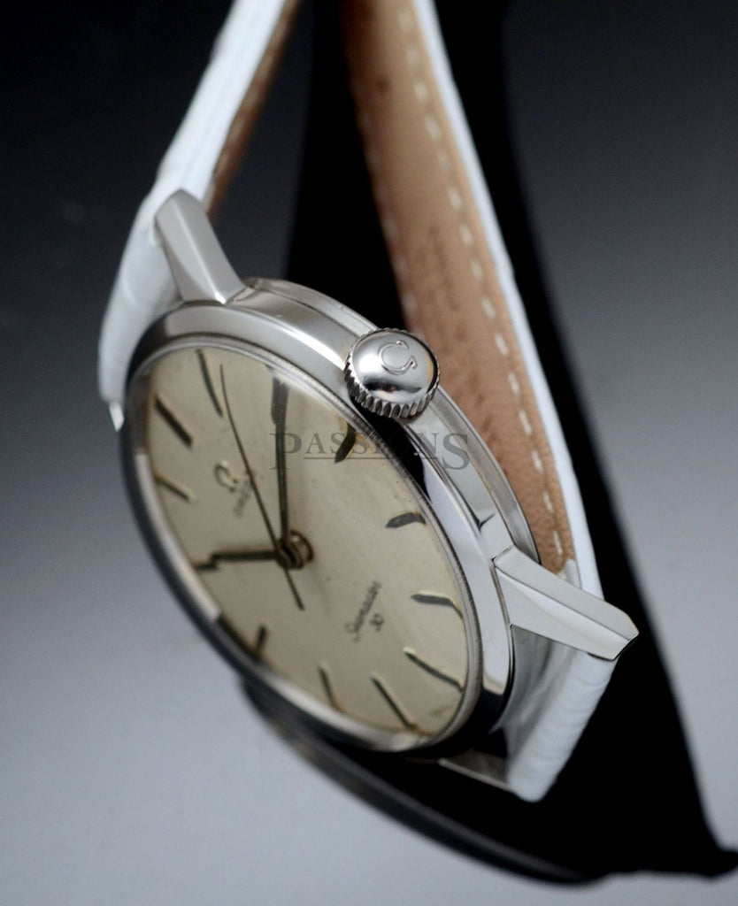 "Omega, 35mm C.1963 ""Seamaster 30"" in-direct centre seconds manual winding"