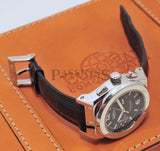 "European Company Watch, 41mm ""Panhard F11"" automatic Chronograph"