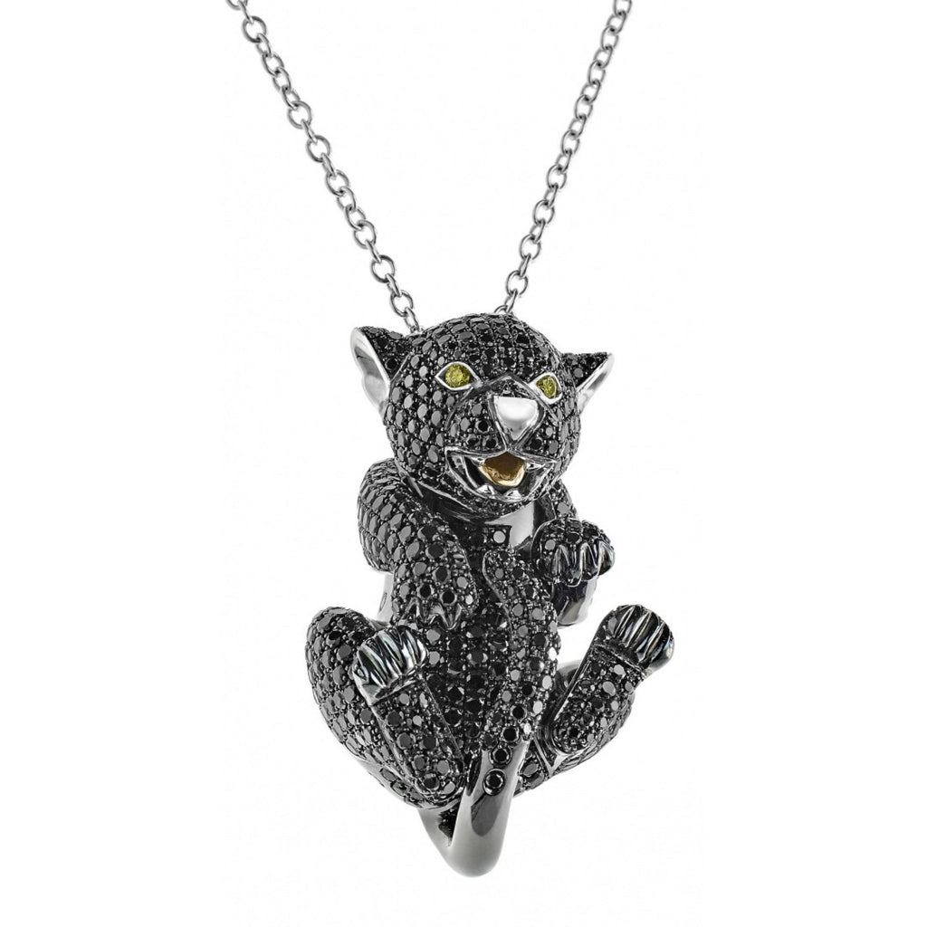 PANTHER NECKLACE