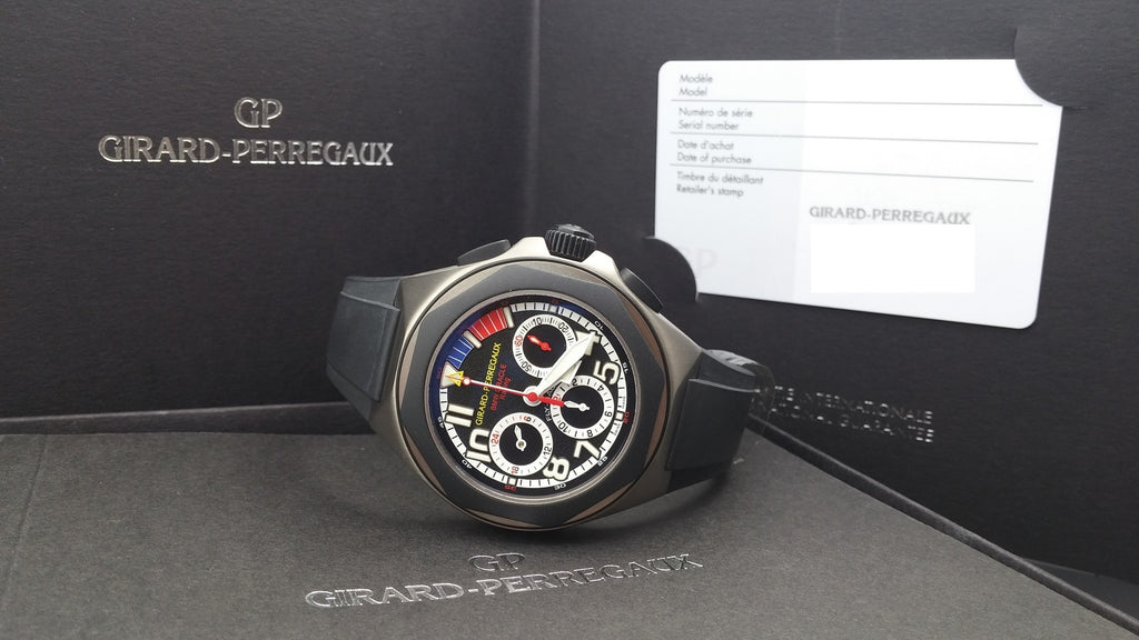 Girard Perregaux BMW Oracle Racing Chronograph 80175 (Limited Edition)