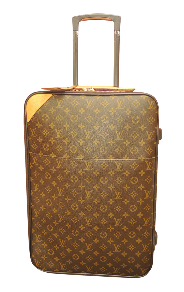 Valise Louis Vuitton Pégase 55 Toile monogram