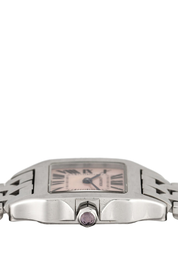 Pre-owned Cartier Santos Demoiselle 2698