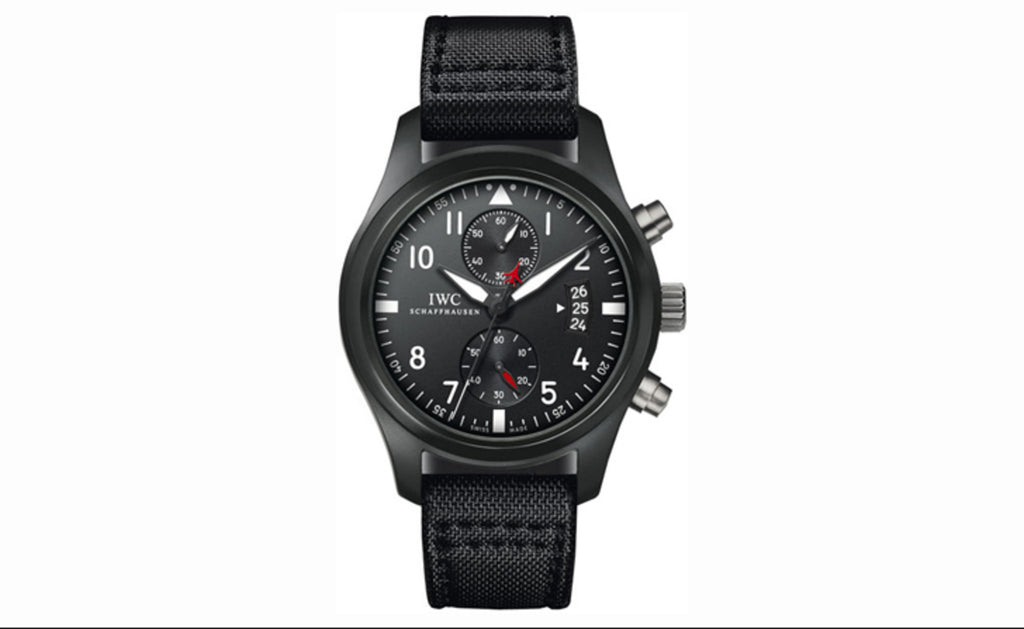 IWC Top Gun Chrono Pilots Watch